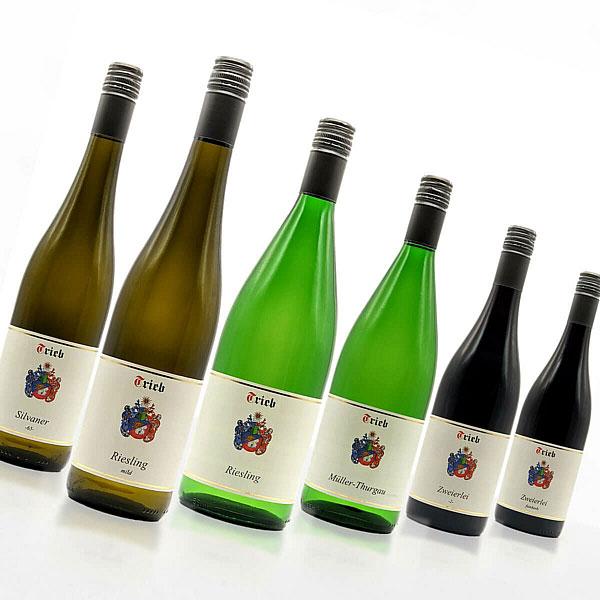 1 Hektar Kennenlernpaket • Weingut Trieb