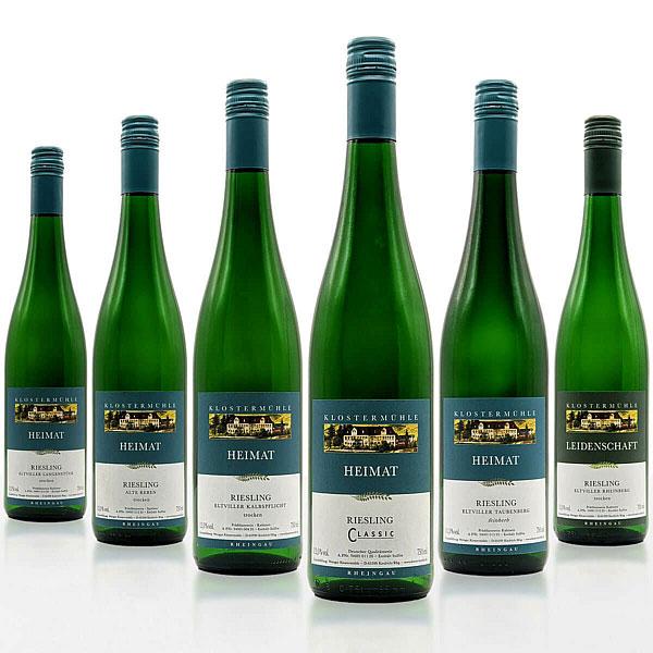 Riesling-Weinpaket • Weingut Klostermühle