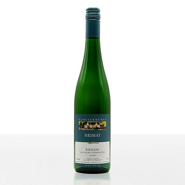 Eltviller Langenstück • Riesling • trocken • Weingut Klostermühle