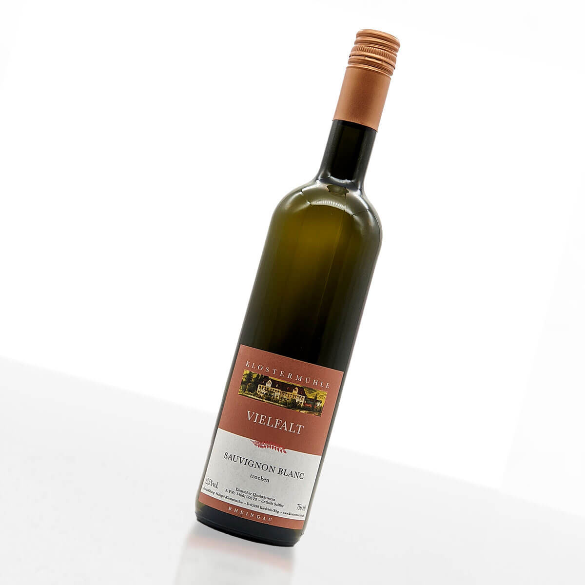 Sauvignon Blanc • trocken • Weingut Klostermühle
