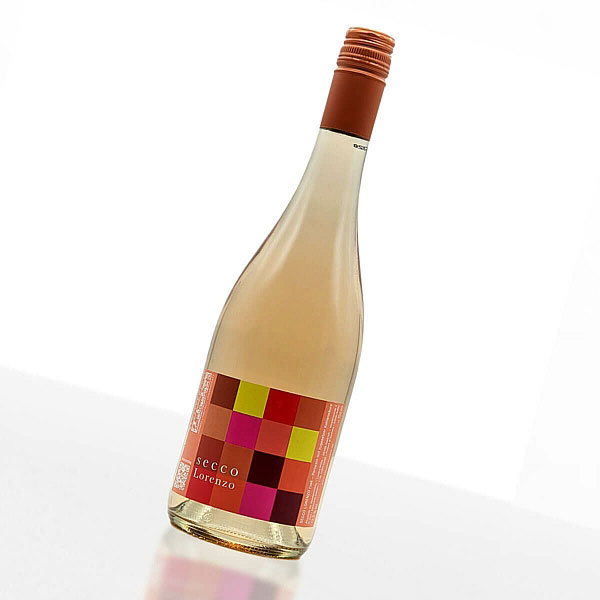 Secco Lorenzo • Rosé extra trocken • Weingut Klostermühle