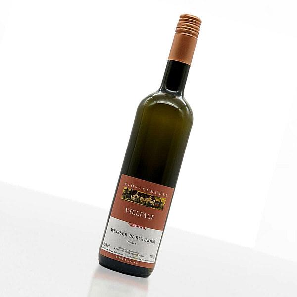 Weißer Burgunder • trocken • Weingut Klostermühle