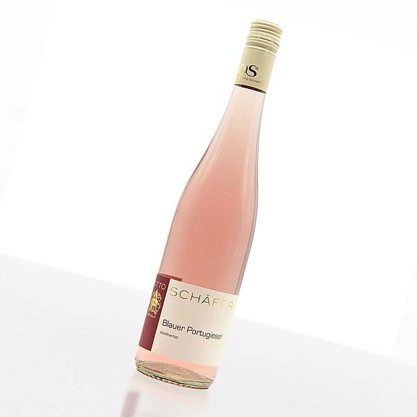 2020er Blauer Portugieser Weißherbst lieblich • Weingut Otto Schäfer