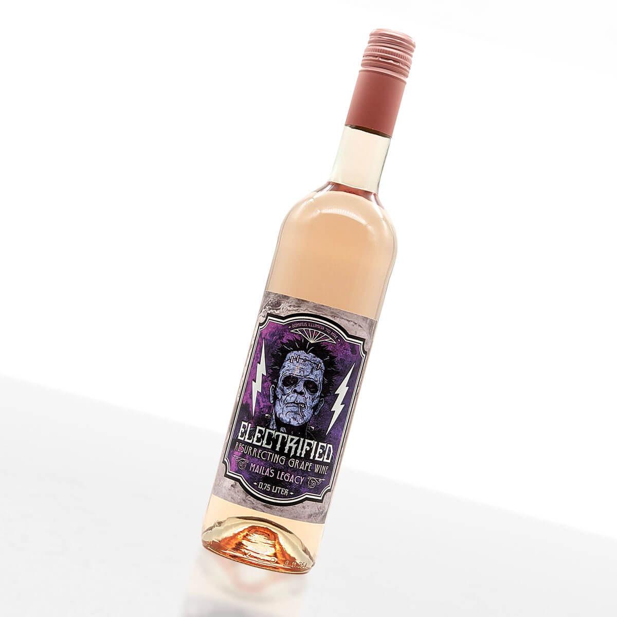 ELECTRIFIED WINE   MAILA'S LEGACY • Weingut Baum