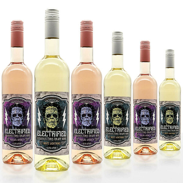 "ELECTRIFIED WINE ""MONSTER MIX"" Probierpaket • Weingut Baum"