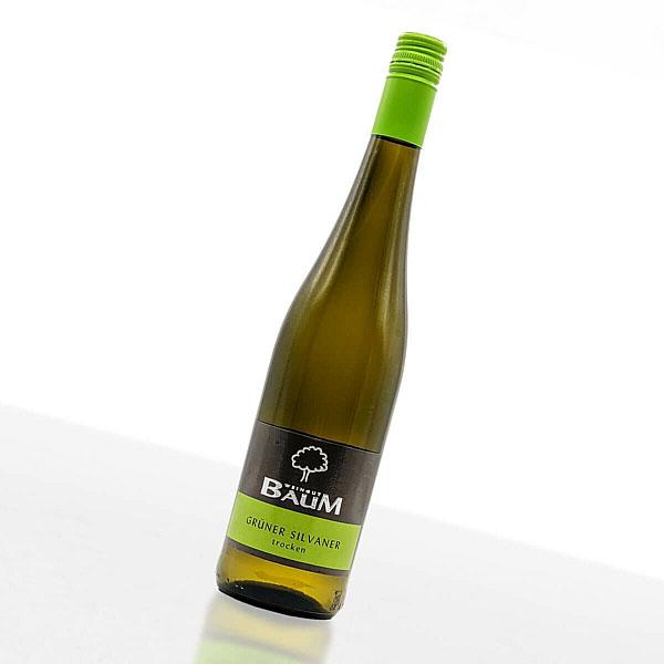 2020 GRÜNER SILVANER • trocken • Weingut Baum